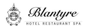 blantyre hotel restaurant spa logo