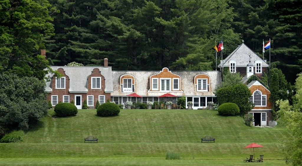 Vermont Is For Lovers Reading Farms Estate Vacation Nyc Helicopter Charters And Tours Wings Air