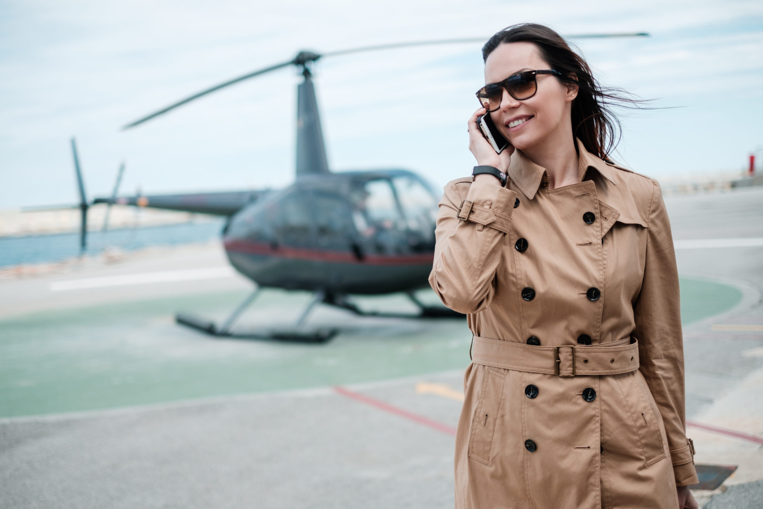 Benefits of Helicopter Charter