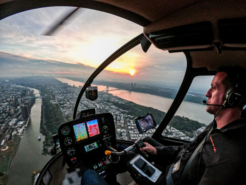 What to know for first helicopter flight