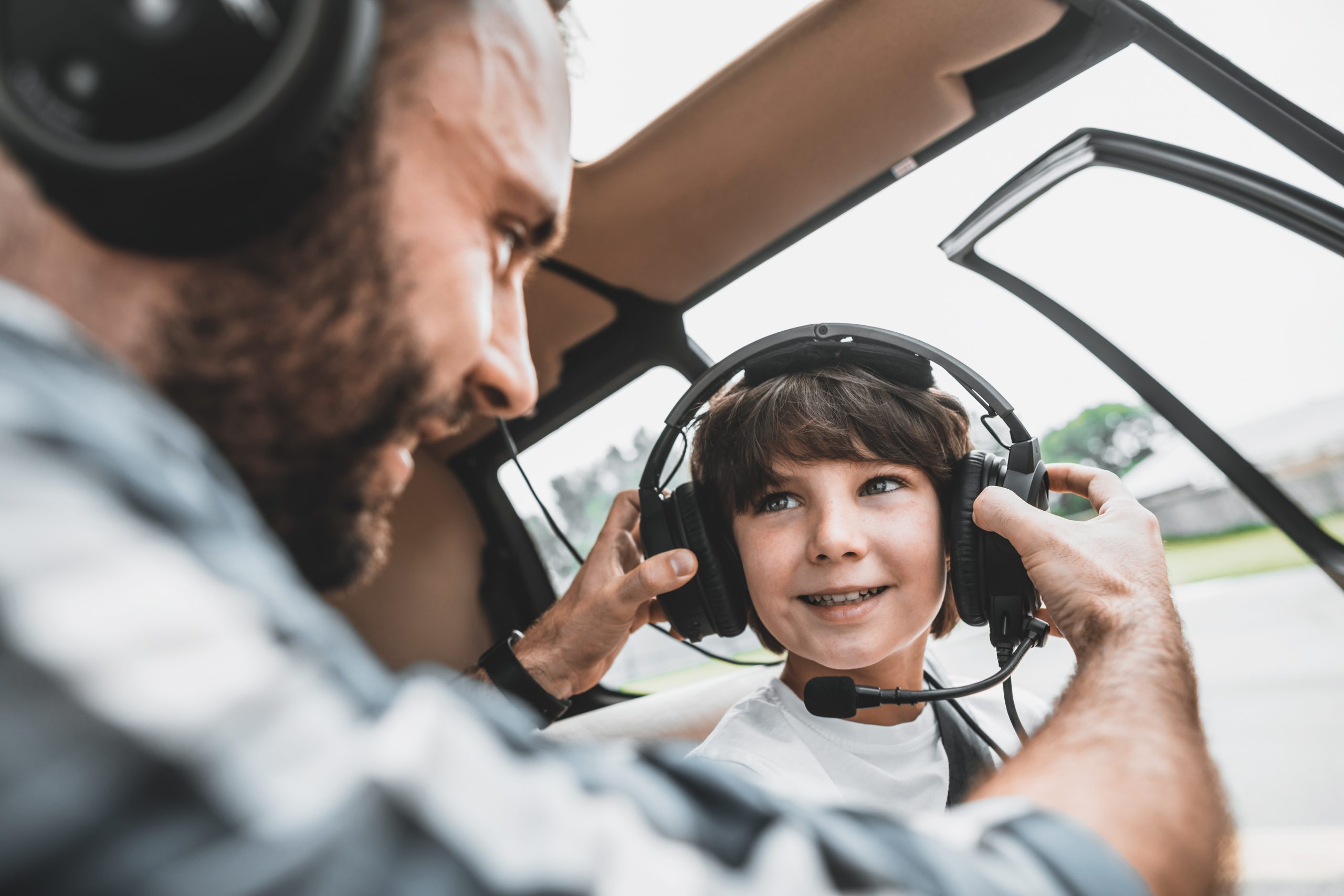 Helicopter Experience Gifts